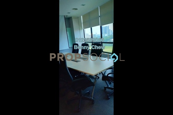 For Rent Office at PJX, PJ State Freehold Semi Furnished 0R/0B 14k