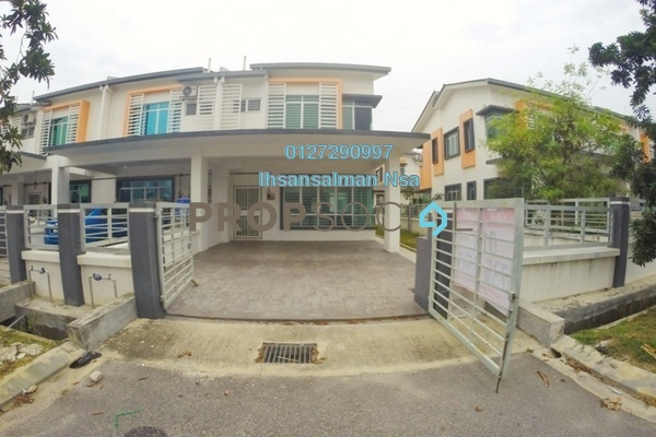 Terrace For Sale in Pines, Hillpark Leasehold Unfurnished 4R/3B 470k