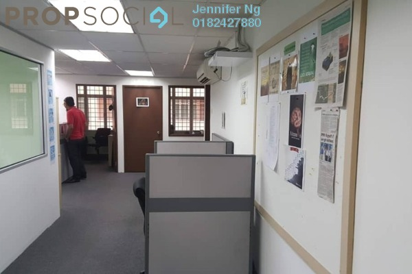 For Rent Office at Subang Square, Subang Jaya Freehold Semi Furnished 3R/2B 2.35k