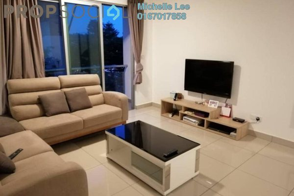 Serviced Residence For Rent in Austin Suites, Tebrau Freehold Fully Furnished 2R/2B 1.45k