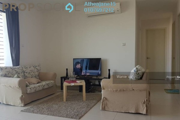 Condominium For Rent in Cristal Residence, Cyberjaya Freehold Fully Furnished 3R/2B 2k