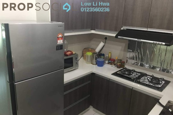 Condominium For Rent in La Thea Residences, 16 Sierra Freehold Fully Furnished 2R/2B 1.8k