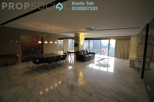 Condominium For Sale in The Loft, Bangsar Freehold Semi Furnished 4R/5B 2.8m