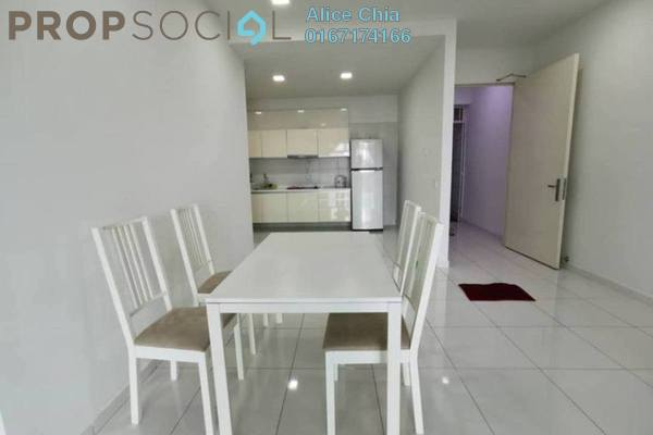 Serviced Residence For Rent in Putri Ria Apartment, Pasir Gudang Freehold Fully Furnished 3R/2B 2.2k