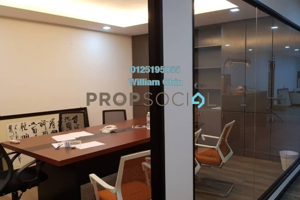 For Rent Office at Megan Avenue 1, KLCC Freehold Semi Furnished 0R/2B 7k