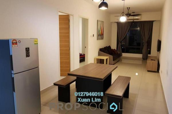 Condominium For Sale in Pearl Suria, Old Klang Road Freehold Fully Furnished 2R/2B 588k