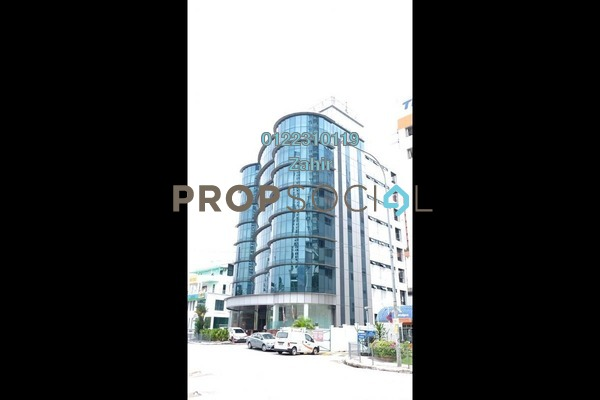 For Rent Office at Wisma Volkswagen, Bangsar Freehold Semi Furnished 0R/0B 8.75k