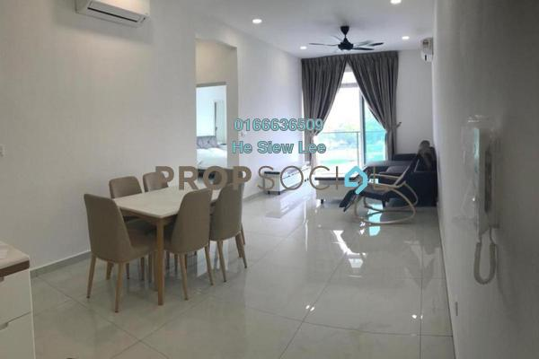 Apartment For Rent in Havona, Tebrau Freehold Fully Furnished 2R/2B 1.7k