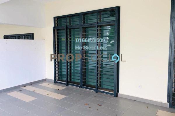 Terrace For Rent in Perjiranan 12, Bandar Dato' Onn Freehold unfurnished 4R/4B 1.5k