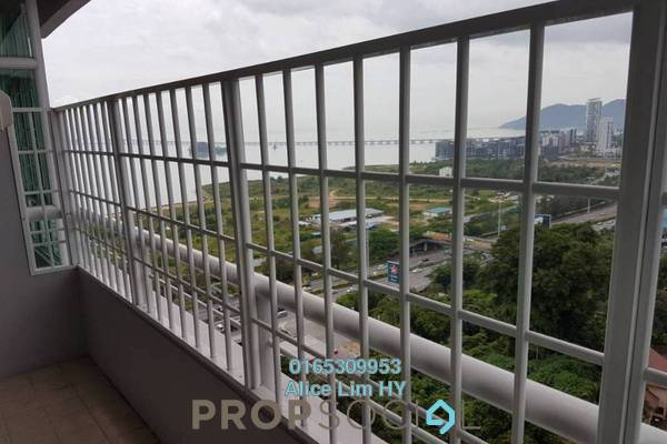 Condominium For Sale in BaysWater, Gelugor Freehold Fully Furnished 4R/3B 1.2m