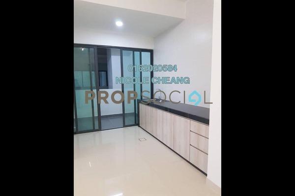 Condominium For Rent in Damai Hillpark, Bandar Damai Perdana Freehold Semi Furnished 3R/2B 1.2k