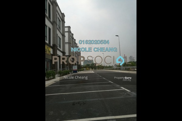 Shop For Rent in Damai Circles, Alam Damai Freehold Unfurnished 0R/0B 1.3k