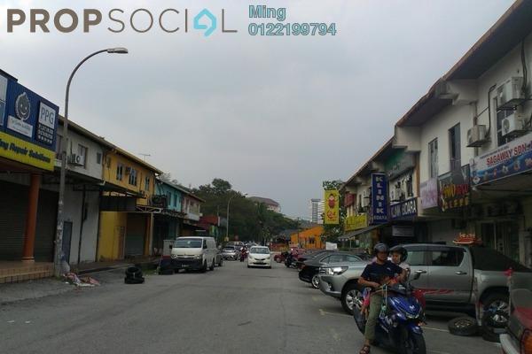 Shop For Rent in Taman Bidara, Selayang Freehold Unfurnished 0R/2B 3k