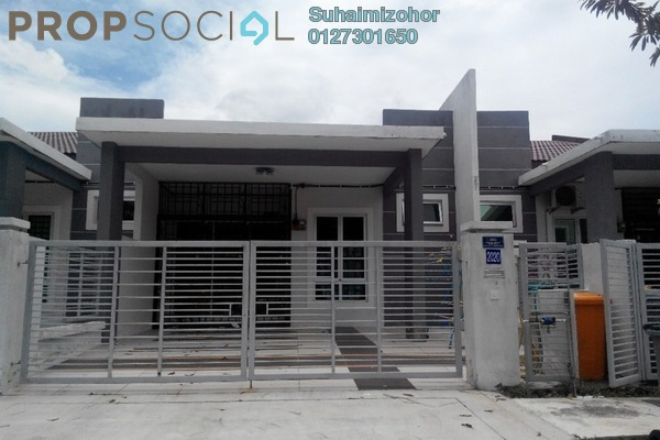 Terrace For Sale in Nusari Bayu, Bandar Sri Sendayan Freehold Unfurnished 4R/2B 320k