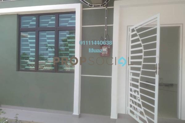 Semi-Detached For Sale in Taman Pandan Indah, Bandar Melaka Freehold Unfurnished 4R/2B 500k