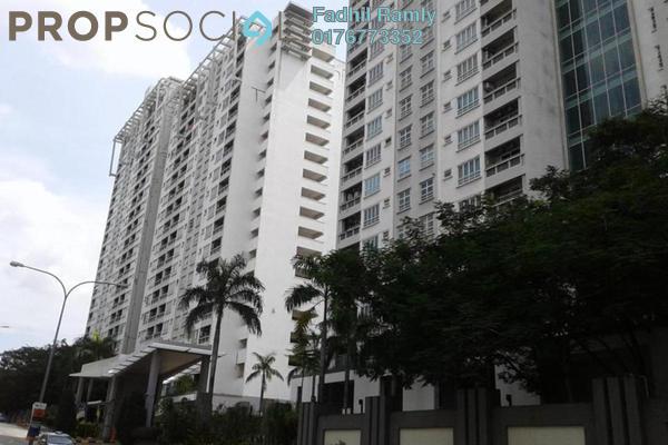 Condominium For Rent in Sterling, Kelana Jaya Freehold Unfurnished 4R/3B 2.7k