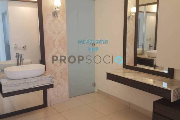 Condominium For Rent in Zenith Residences, Kelana Jaya Freehold Semi Furnished 2R/2B 1.8k