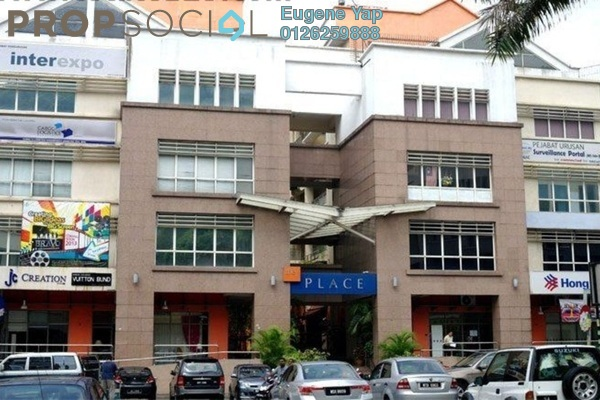 Office For Sale in Perdana The Place, Damansara Perdana Freehold Semi Furnished 0R/0B 397k