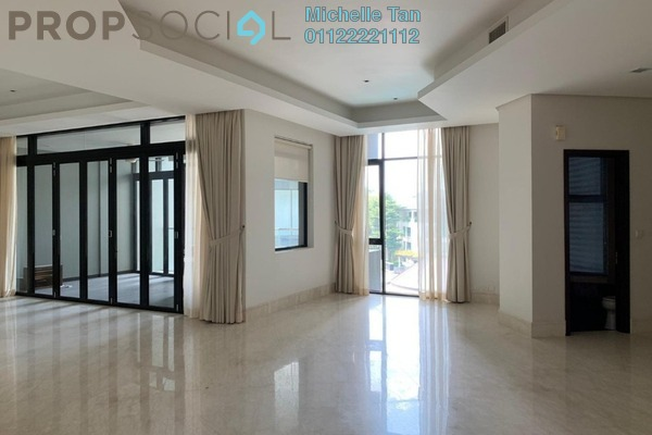 Condominium For Sale in Gallery U-Thant, Ampang Hilir Freehold Semi Furnished 3R/5B 3.5m