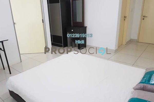 Duplex For Rent in De Centrum Residences, Kajang Freehold Semi Furnished 2R/2B 1.4k