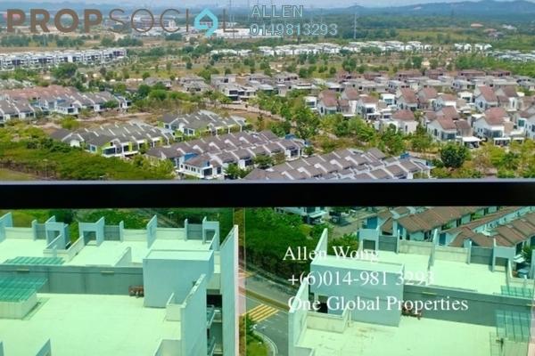 For Rent Condominium at Impiana Residences, Iskandar Puteri (Nusajaya) Freehold Fully Furnished 2R/3B 1.8k