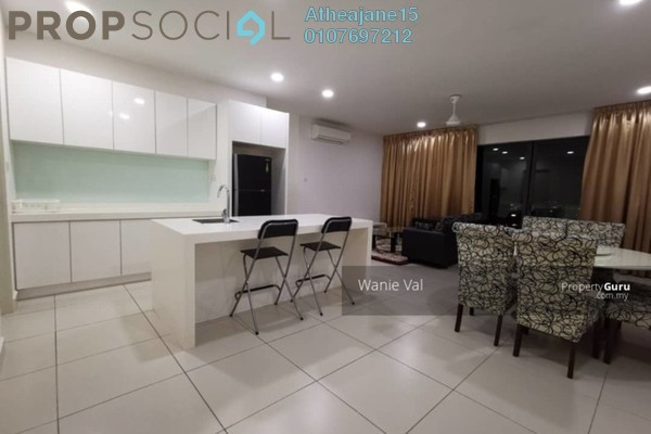 Condominium For Rent in Cristal Residence, Cyberjaya Freehold Fully Furnished 3R/2B 2.2k