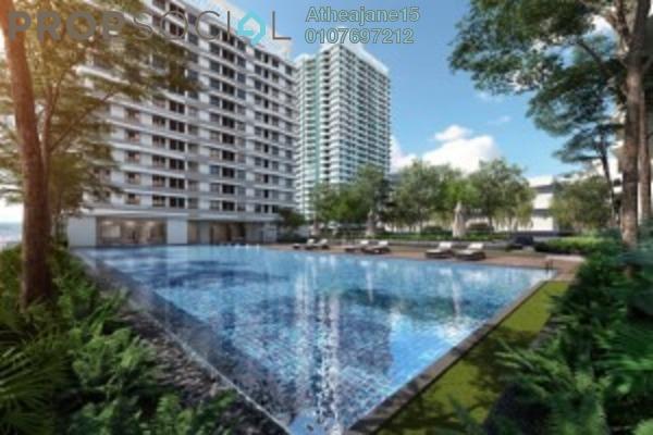 Serviced Residence For Sale in EduSphere, Cyberjaya Freehold Semi Furnished 3R/2B 363k