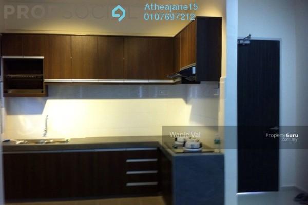 Condominium For Sale in Serin Residency, Cyberjaya Freehold Semi Furnished 3R/2B 425k