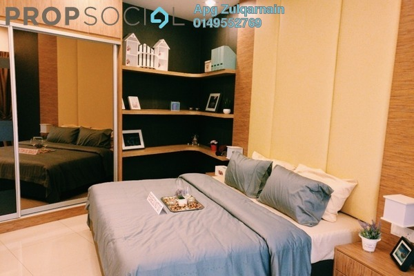 For Sale Serviced Residence at Marina Point, Klebang Leasehold Fully Furnished 1R/1B 551k