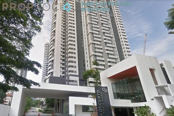 Condominium For Rent in Concerto Kiara, Dutamas Freehold Fully Furnished 4R/4B 3.5k