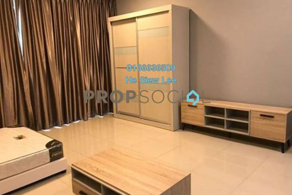 Apartment For Rent in Palazio, Tebrau Freehold Fully Furnished 1R/1B 1.1k