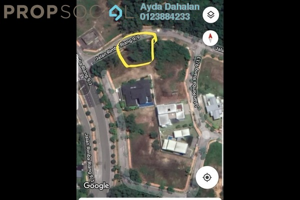 Land For Sale in Section 9, Kota Damansara Leasehold Unfurnished 0R/0B 1.97m