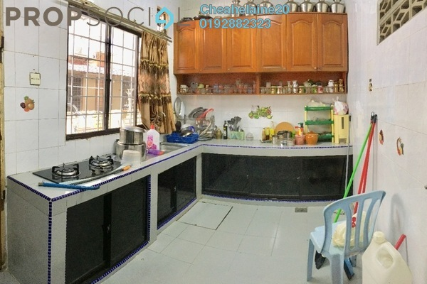 Terrace For Sale in Taman Gombak Ria, Gombak Freehold Semi Furnished 4R/5B 1.3m