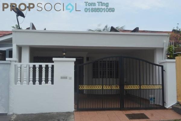 Terrace For Rent in BK1, Bandar Kinrara Freehold Unfurnished 2R/2B 1.3k