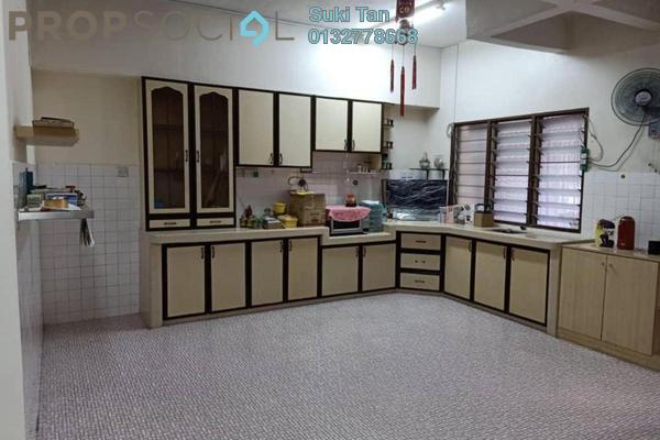 Terrace For Rent in Taman Desa Jaya, Kepong Freehold Semi Furnished 4R/3B 1.7k