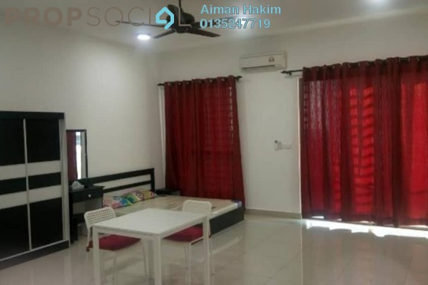 Serviced Residence For Rent in CyberSquare, Cyberjaya Freehold Semi Furnished 1R/1B 950translationmissing:en.pricing.unit