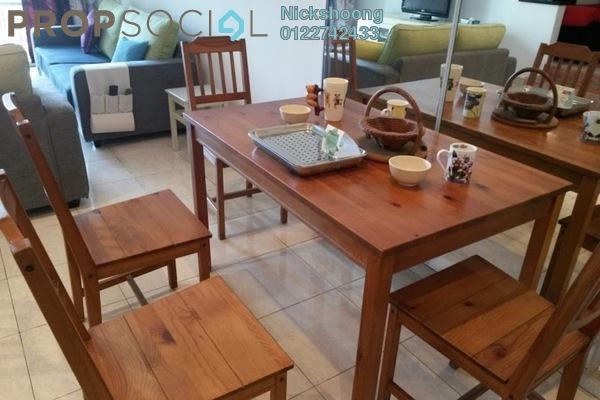 Condominium For Sale in Kelana Mahkota, Kelana Jaya Freehold Fully Furnished 3R/2B 580k