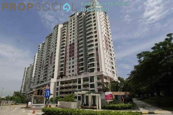 Condominium For Sale in Savanna 1, Bukit Jalil Freehold Unfurnished 3R/2B 660k