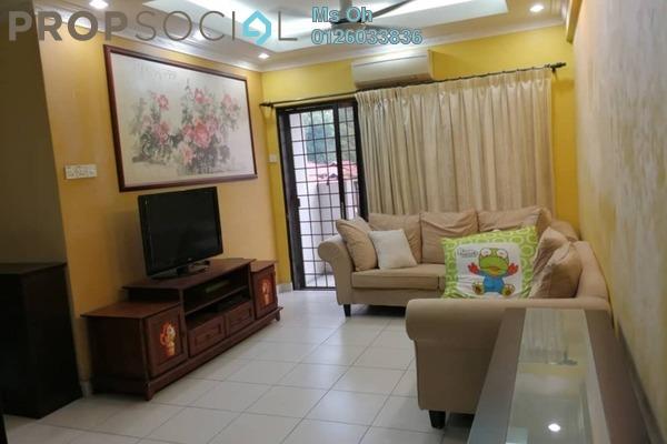Apartment For Rent in Avilla, Bandar Puchong Jaya Freehold Fully Furnished 3R/2B 1.5k
