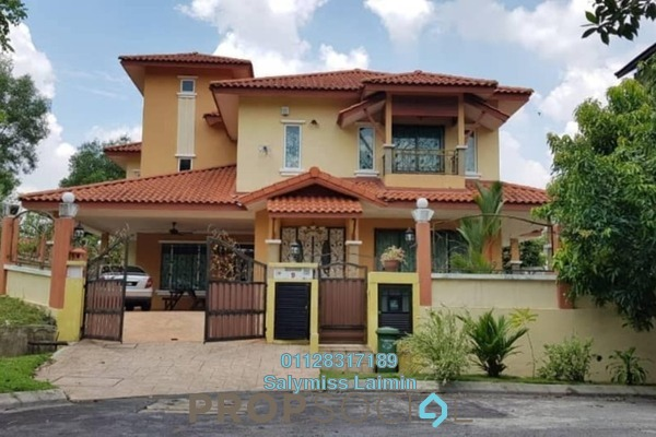 Bungalow For Sale in Alam Sutera, Bukit Jalil Freehold Semi Furnished 6R/5B 1.85m