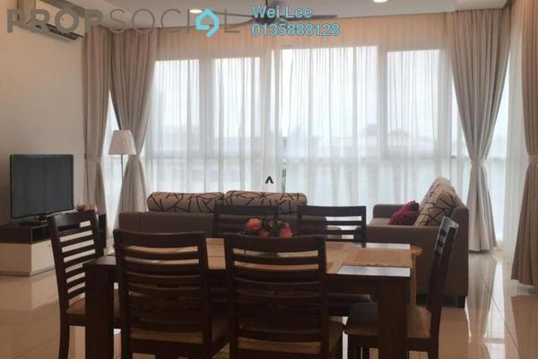 For Sale Condominium at Uptown Residences, Damansara Utama Freehold Fully Furnished 3R/2B 1.7m