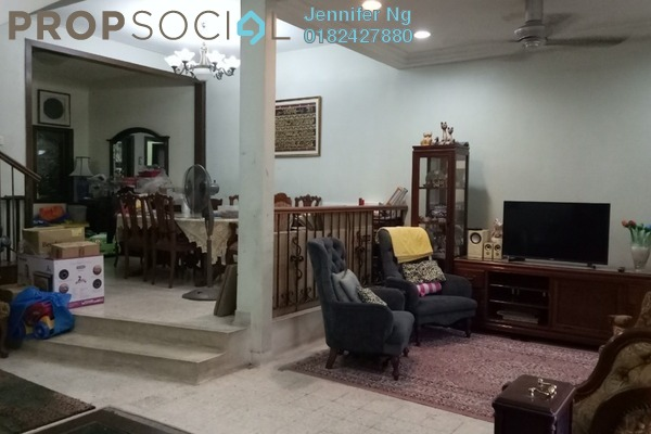 Terrace For Sale in SS18, Subang Jaya Freehold Semi Furnished 5R/3B 825k