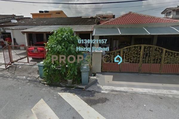 Terrace For Sale in Taman Bunga Raya, Setapak Freehold Semi Furnished 3R/1B 520k