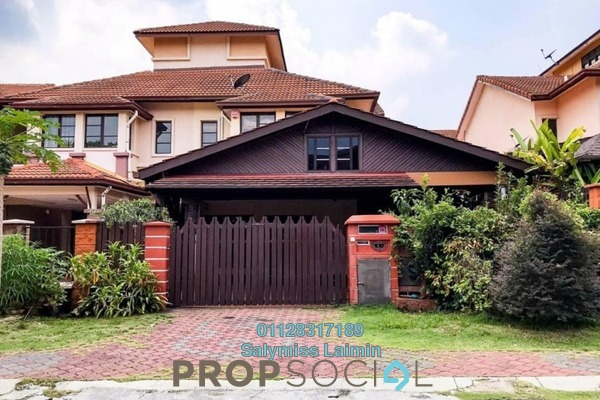 Bungalow For Sale in Lagenda 1, Bukit Jelutong Freehold Semi Furnished 8R/8B 3.6m