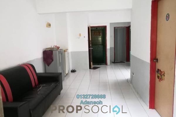 Apartment For Sale in Impiana Apartment, Kepong Leasehold Semi Furnished 3R/2B 115k