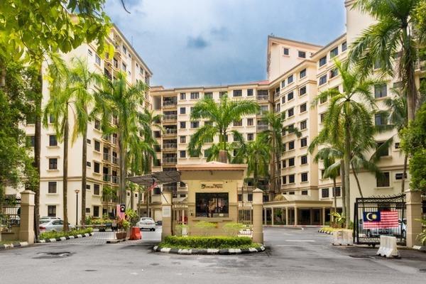 Condominium For Sale in Puncak Prima, Sri Hartamas Freehold Semi Furnished 2R/2B 520k