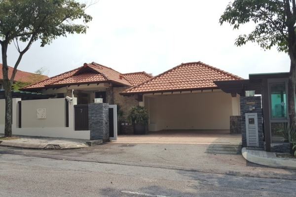 Bungalow For Sale in TTDI Hills, TTDI Freehold Fully Furnished 7R/5B 9m