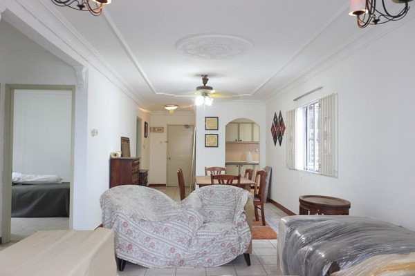 For Rent Condominium at Pantai Hillpark 5, Pantai Freehold Semi Furnished 3R/2B 2k