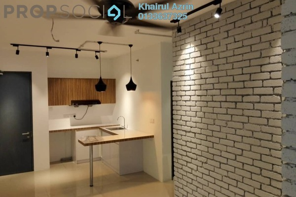Serviced Residence For Rent in Menara Geno, Subang Jaya Freehold Semi Furnished 2R/0B 1.15k