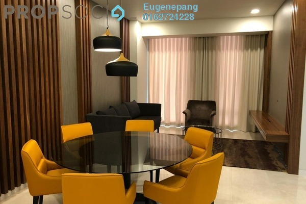 Condominium For Sale in Tropicana The Residences, KLCC Freehold Fully Furnished 2R/2B 2.8m